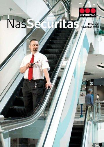 BROJ 12 - Securitas