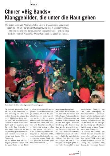 Big Bands - Churer Magazin