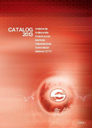 Catalog SECPRAL 2013