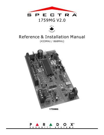 Premier 412-816-832 Installation Manual.pdf