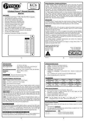 Paradox Digiplex Ne Installer Manual