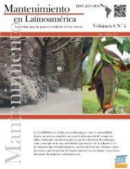Mantenimiento en Latinoamerica 6-4