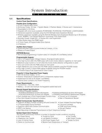 Dsc pc585 installation manual
