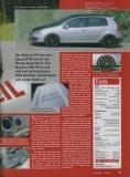 AUTOTUNING 10/2005 Mit schwarzer Motorhaube, Dach und ... - MTM - Seite 2