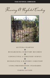 Rescuing A Neglected Cemetery - Save Austin's Cemeteries