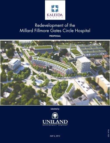 Uniland Development Company - Kaleida Health