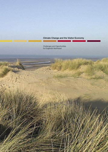 Climate Change and the Visitor Economy - ukcip