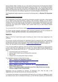 Geog PGT Welcome letter 2010 - School of Environment and ... - Page 2