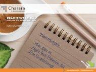 PRÄMIENKATALOG - Charara IT-Solutions GmbH