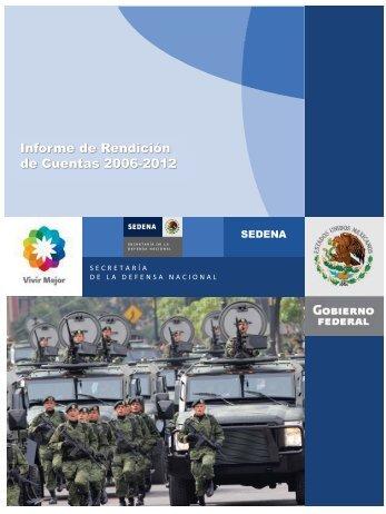 Informe de Rendición de cuentas 2006-2012, Etapa 1