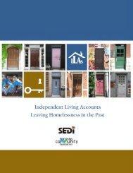 Independent Living Accounts - SEDI