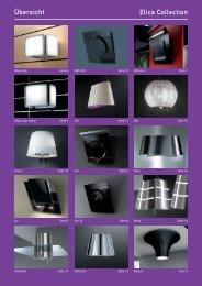Übersicht Elica Collection