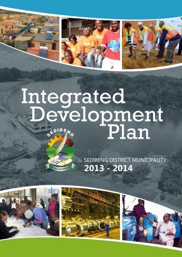 Chapter 1 - Sedibeng District Municipality