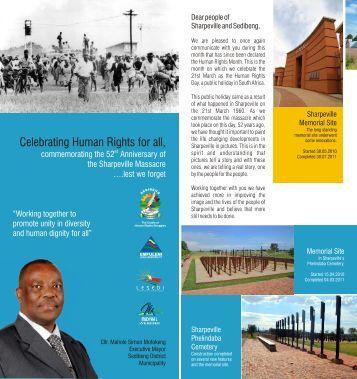 Read more... - Sedibeng District Municipality