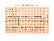 Sequenzstratigraphie