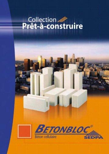 Betonbloc - Sedpa