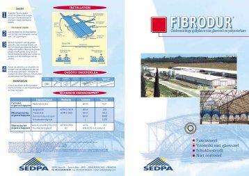 Fibrodur - Sedpa