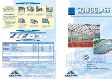 Carboglass - Sedpa