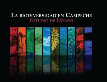 La Biodiversidad en Campeche Estudio de Estado