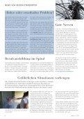 Ihr Spital an der ExpoSee10 Begonnen hat es mit ... - See-Spital - Seite 6