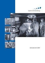 Jahresbericht 2005 - See-Spital