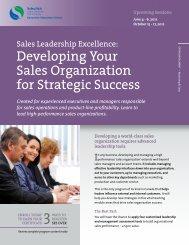 Download PDF Brochure - Schulich Executive Education Centre ...