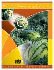 Mancha Bacteriana Del Fruto - California Seed Association