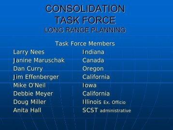 2008 Consolidation Presentation PPT