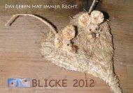 Kalender für liebe Menschen 2012