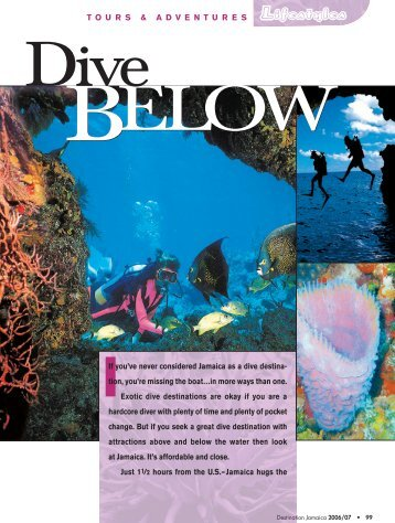 dive below - See Jamaica Cheaply