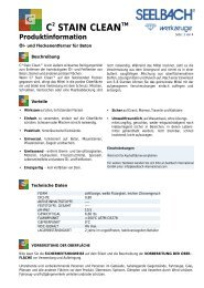 Produktinformation - Cretecolors