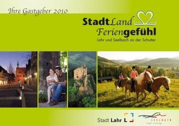 Lahr - Seelbach