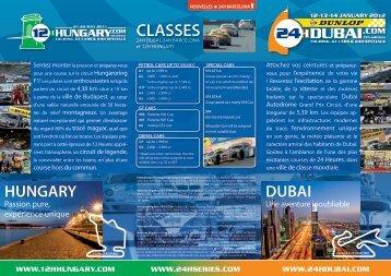 CLASSES - 24H Dubai