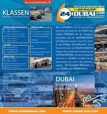 KLASSEN - 24H Dubai