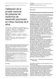 Validación de la prueba nacional de pesquisa de ... - SciELO