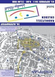 Altstadtfest - Seemaxx Factory Outlet Center in Radolfzell