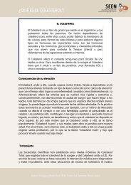 ¿qué es el colesterol? - Sociedad Española de Endocrinología y ...