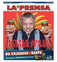 NO ENJUAGUE-RASPE - La Prensa De San Antonio