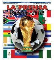 ¡Sudáfrica 2010! - La Prensa De San Antonio