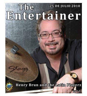 Henry Brun and the Latin Playerz - La Prensa De San Antonio