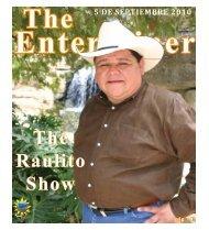 The 5 DE SEPTIEMBRE 2010 - La Prensa De San Antonio