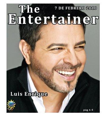 Luis Enrique - La Prensa De San Antonio