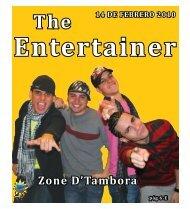 Zone D'Tambora - La Prensa De San Antonio