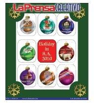 VOL.I · NUM 14 www.LaPrensaSa.com 8 de diciembre de 2010