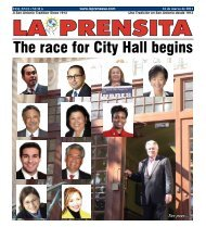 The race for City Hall begins - La Prensa De San Antonio