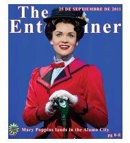 Mary Poppins lands in the Alamo City - La Prensa De San Antonio