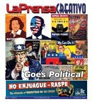 Goes Political - La Prensa De San Antonio