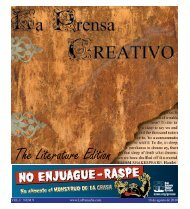 The Literature Edition - La Prensa De San Antonio