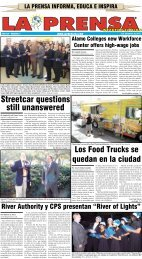 Streetcar questions still unanswered - La Prensa De San Antonio