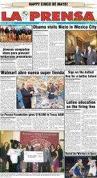 Walmart abre nueva super tienda - La Prensa De San Antonio